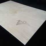 "1/16"" x12""x12"" Wood Sheet (1.5mm) ""Premium Grade"""