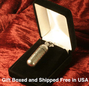 Gift Boxed Oil Vial