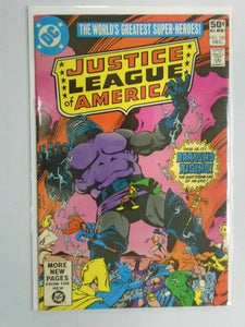 Justice League of America #185 Darkseid Rising part 3 6.0 FN (1980 1st Series)