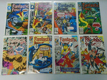 Load image into Gallery viewer, Fantastic Four comic lot 40 different from #352-397 8.0 VF (1991-95 1st Series)