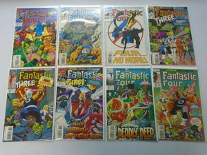 Fantastic Four comic lot 40 different from #352-397 8.0 VF (1991-95 1st Series)