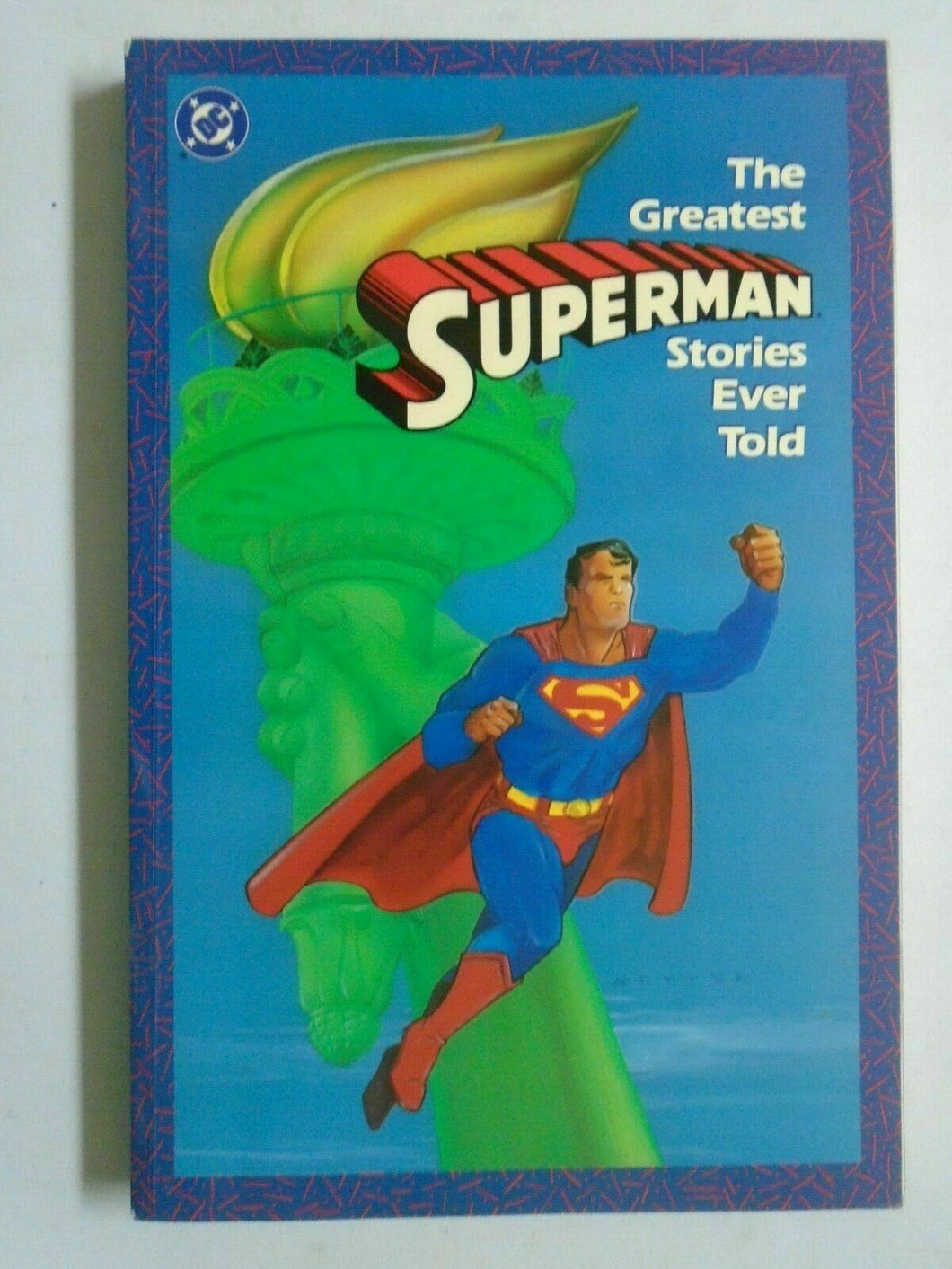 Greatest Superman Stories Ever Told Softcover TPB (3rd Print) 6.0 FN (1987)