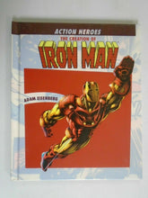 Load image into Gallery viewer, The Creation of iron Man HC NM (2006 Rosen Publishing)