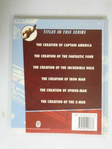 The Creation of iron Man HC NM (2006 Rosen Publishing)
