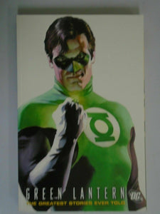 Green Lantern The Greatest Stories Ever Told TPB SC 8.0 VF (2006)