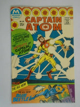 Load image into Gallery viewer, Captain Atom (1965 Modern Reprint) 5.5 FN- (1977) first app. Ted Kord