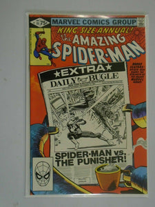 Amazing Spider-Man Annual #15 Direct edition 7.0 FN VF (1981 1st Series)
