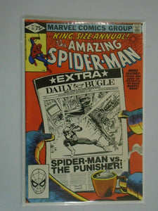 Amazing Spider-Man Annual #15 Direct edition 4.0 VG (1981 1st Series)