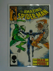 Amazing Spider-Man #266 Direct edition 7.5 VF- (1985 1st Series)