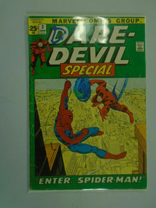 Daredevil Annual #3 4.0 VG (1972 1st Series)