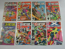 Load image into Gallery viewer, X-Factor lot 45 different from #1-50 avg 7.0 FN VF (1986-90 1st Series)