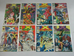 X-Factor lot 45 different from #1-50 avg 7.0 FN VF (1986-90 1st Series)