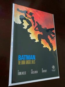 Batman The Dark Knight Falls #4 (1st print 1986) FN 6.0