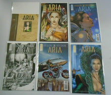 Load image into Gallery viewer, Aria comic lot Image 18 different 8.0 VF