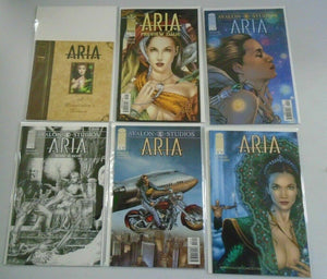 Aria comic lot Image 18 different 8.0 VF