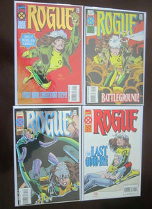 Rogue Set #1-4 (1st series 1995) NM 9.0