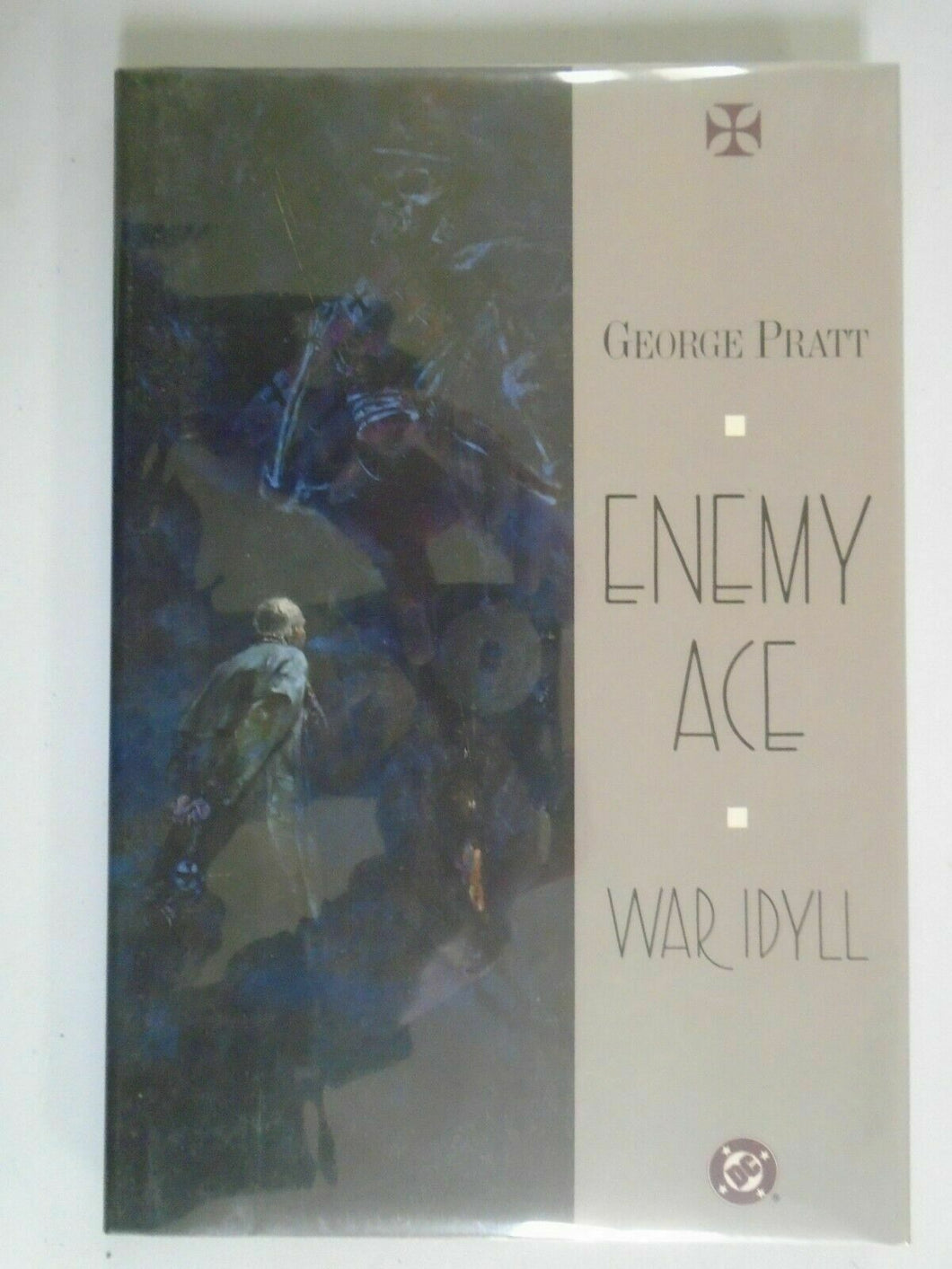 Enemy Ace War Idyll HC 8.0 VF (1990)