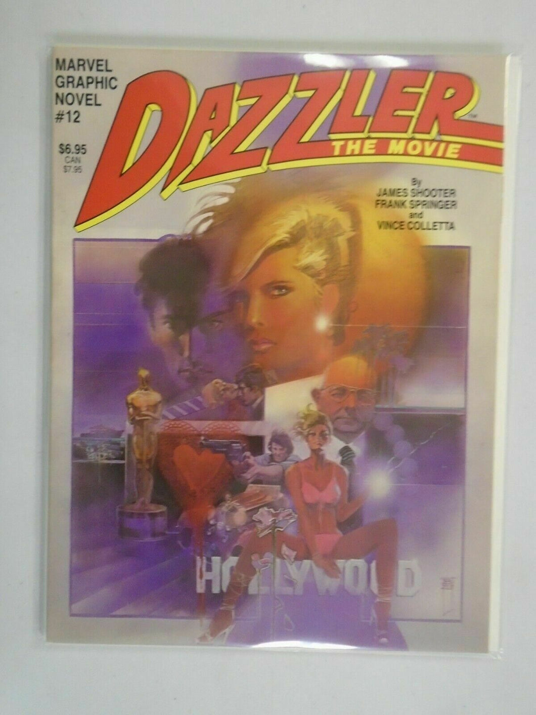 Dazzler The Movie GN 6.0 FN (1984)