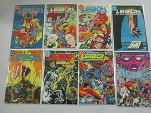 Legion of Super-Heroes lot 36 different from #0-63 6.0 FN (1984-89 3rd Series)