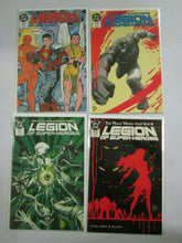 Load image into Gallery viewer, Legion of Super-Heroes lot 36 different from #0-63 6.0 FN (1984-89 3rd Series)