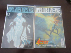 "Dark Horse Presents (2011 2nd Series),16 DIFF ""A"" ISSUES SET:#3-30"