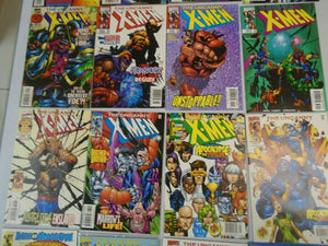 Uncanny X-Men (1st Series) 46 Different Lot From:#301-397 6.0-8.0 (1993-2001)