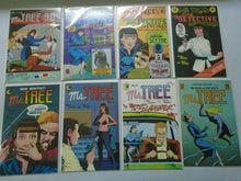 Load image into Gallery viewer, Ms. Tree Comic lot 24 different issues 8.0 VF (1983-87)