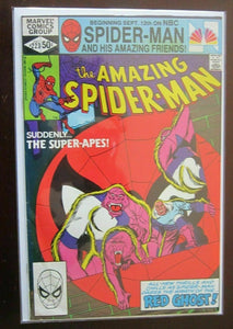 Amazing Spider-Man #223 Direct 4.0 VG (1981) First Series