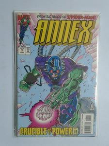 Annex (1994) #1-4 Set - 8.0 VF - 1994