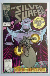 Silver Surfer (2nd Series) #50, 6.0 (2nd print) (1991)
