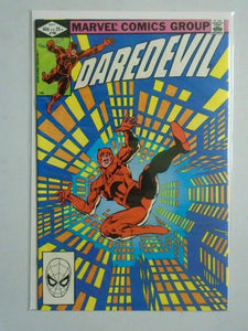 Daredevil #186 Direct Edition 8.0 VF (1982)