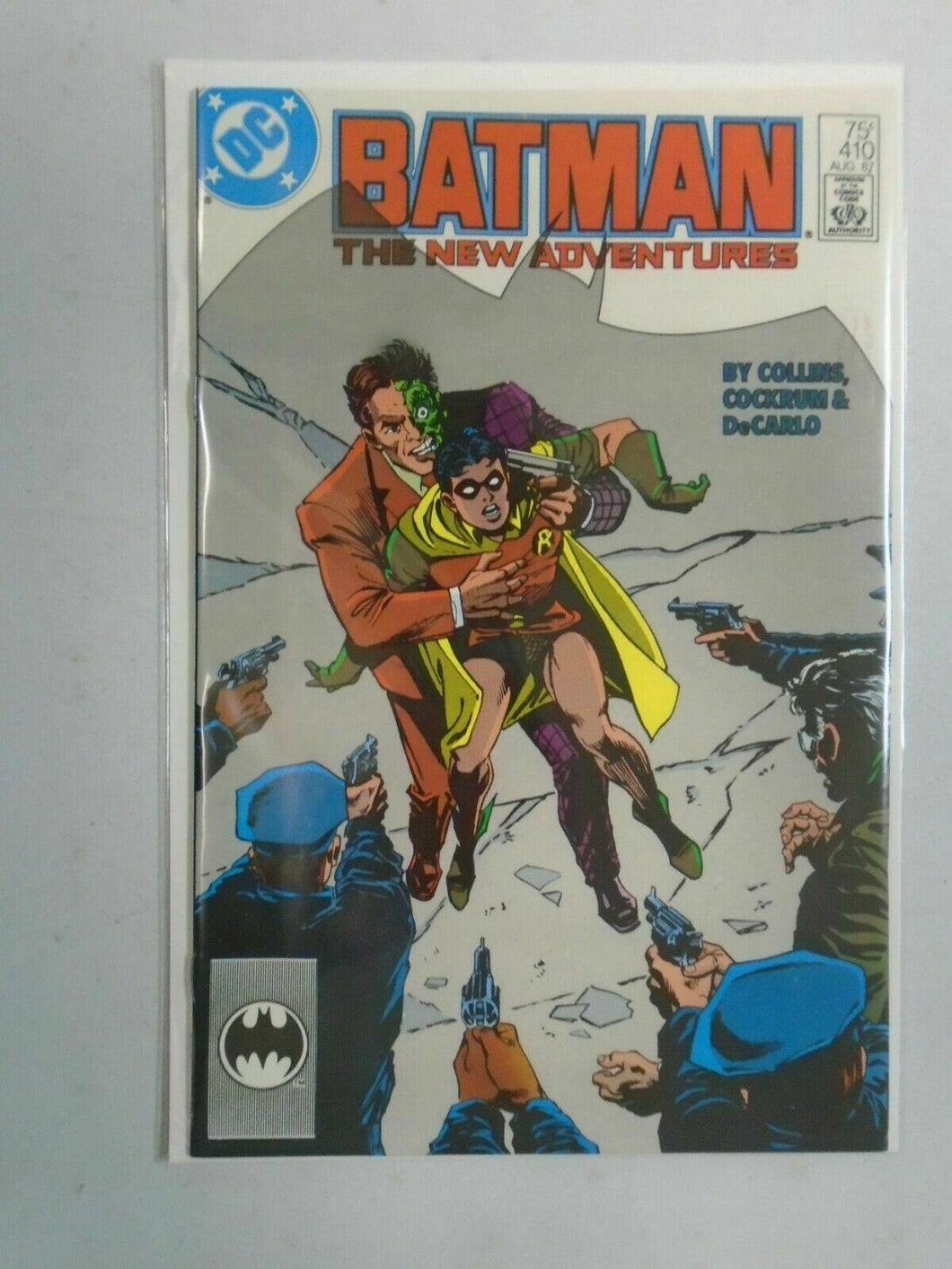 Batman #410 Reprint 8.0VF (1987)