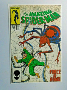 Amazing Spider-Man #296 Direct 1st Series 8.0 VF (1988)
