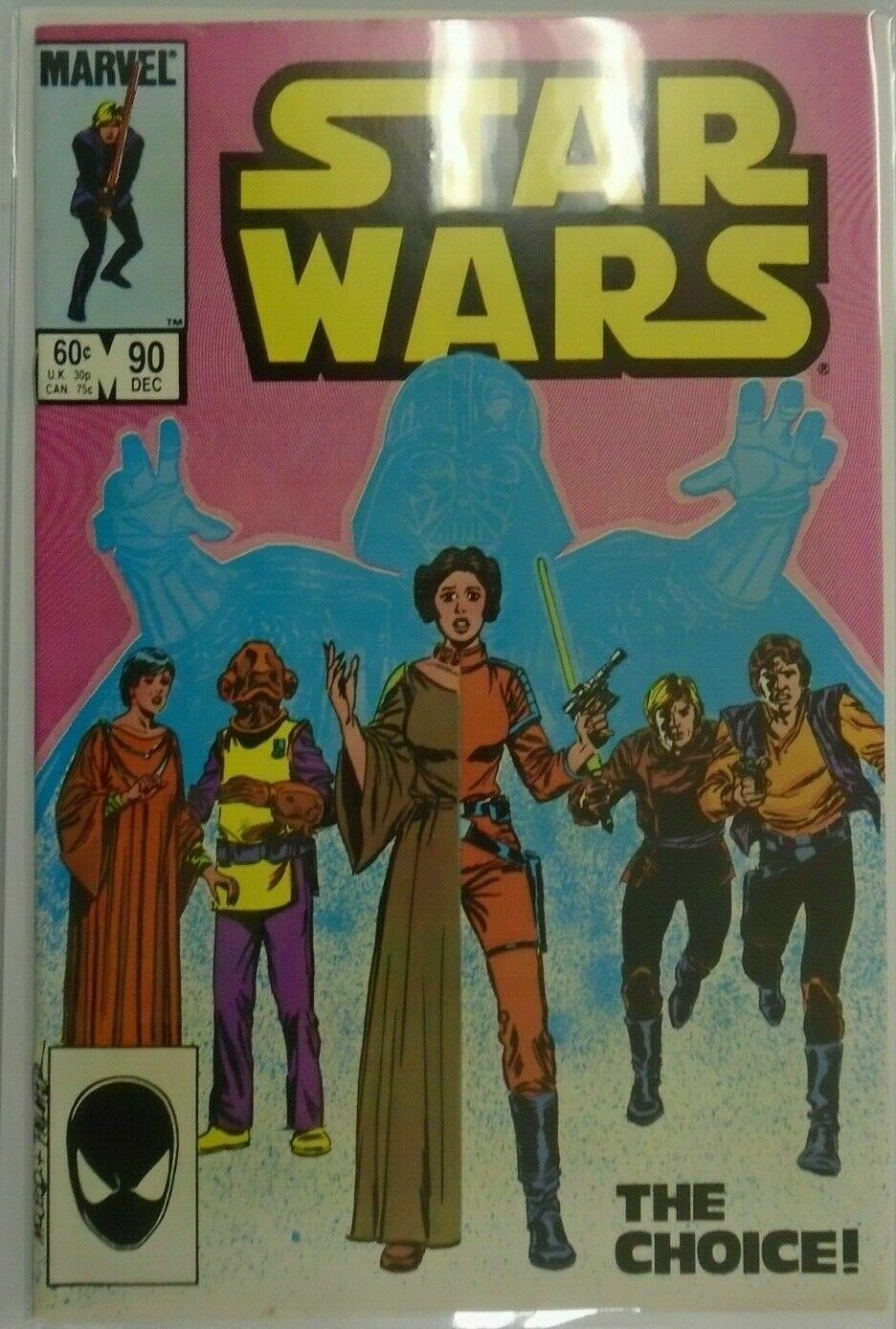 Star Wars #90 - 8.0 VF - 1984