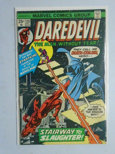 Daredevil: The Man Without Fear #128 - 5.0 VG/FN - 1975