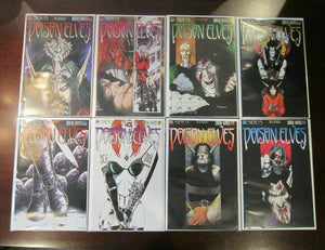 Poison Elves lot 2nd Series from:#1-79 + Specials all 61 different 6.0 FN (1995)