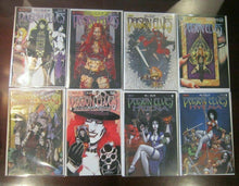 Load image into Gallery viewer, Poison Elves lot 2nd Series from:#1-79 + Specials all 61 different 6.0 FN (1995)