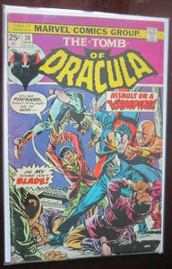 The Tomb of Dracula #30 4.0 VG (1975)