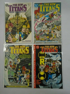 New Teen Titans lot 60 different from #1-60 NM (1984-89 2nd Series)