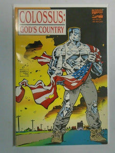 Colossus God's Country TPB #1 6.0 FN (1994 1st Printing)