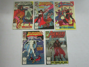 Avengers West Coast lot 45 different from #1-47 6.0 FN (1985-89)