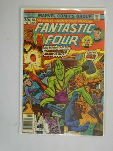 Fantastic Four #176 featuring Impossible Man 4.0 VG (1976 1st Series)