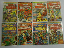Load image into Gallery viewer, Amazing Adventures lot 15 diff War of the Worlds #19-39 avg 5.0 VG FN (1973-76)