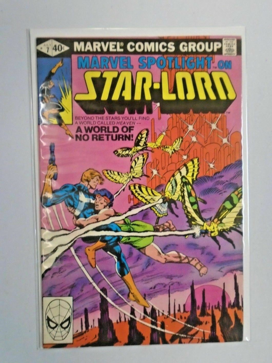 Marvel Spotlight (2nd Series) #7, Direct Edition 7.0 (1980)