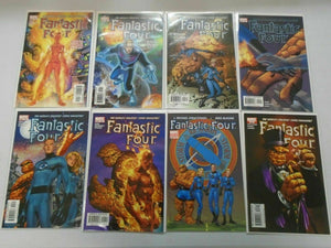 Fantastic Four lot 35 different from #509-564 8.0 VF (2004-09 3rd Series)