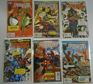 Spider-Girl run #0-11 NM (1998-99)