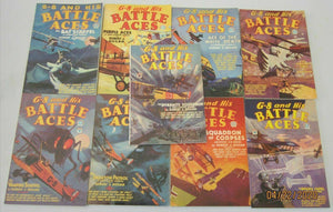 G-8 And His Battle Aces sctpb #1-9 avg 8.0 VF (2001-03)