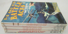 Load image into Gallery viewer, G-8 And His Battle Aces sctpb #1-9 avg 8.0 VF (2001-03)