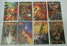 Load image into Gallery viewer, Lady Pendragon comic lot all 19 different average 8.0 VF (modern)