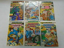 Load image into Gallery viewer, Fantastic Four lot 18 different 35c covers from #188-205 avg 6.0 FN (1977-79)